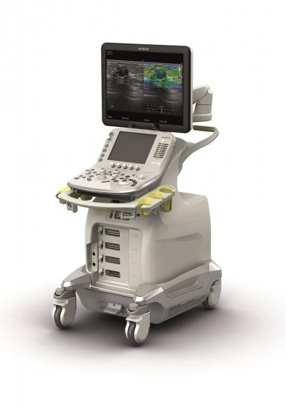 HITACHI ALOKA INTRODUCES NEW ARIETTA LINE OF ULTRASOUND SYSTEMS