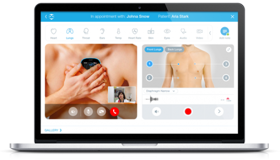 TYTOCARE PORTABLE DEVICE LETS DOCTORS DIAGNOSE PATIENTS REMOTELY