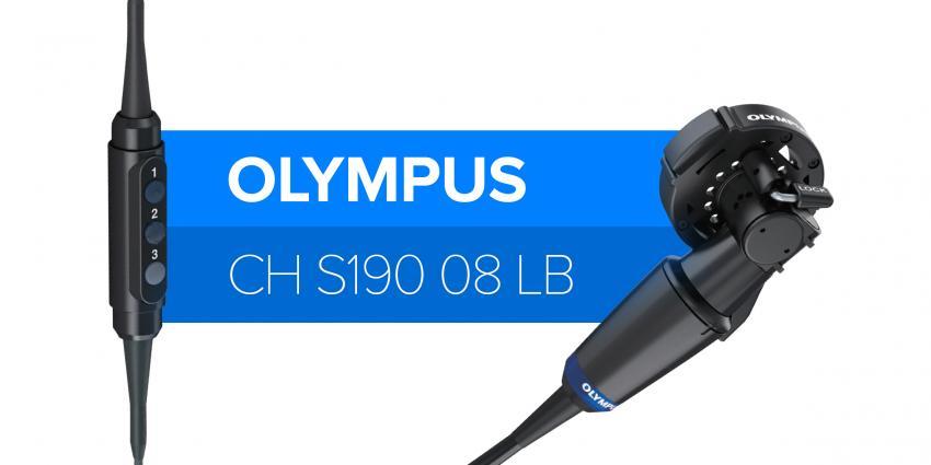 OLYMPUS CH-S190-08-LB: NEUE KAMERA FÜR ENDOSKOPISCHE OPERATIONSVERFAHREN IN DER UROLOGIE