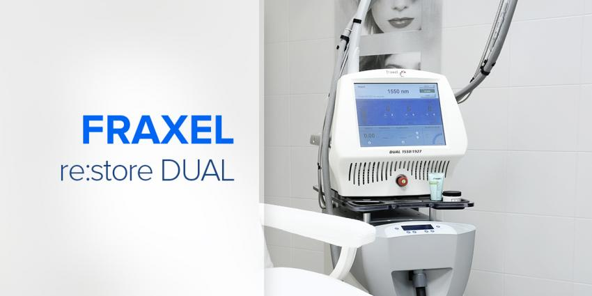 Comparative characteristics of FRAXEL RE:STORE DUAL and PALOMAR STARLUX 500
