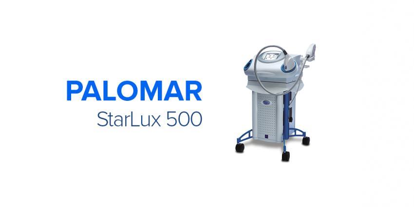 DESCRIPCIÓN COMPARATIVA DE FRAXEL RE:STORE DUAL Y PALOMAR STARLUX 500