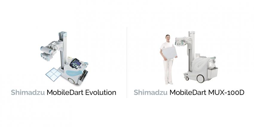 Portable X-ray machines: review of the best models