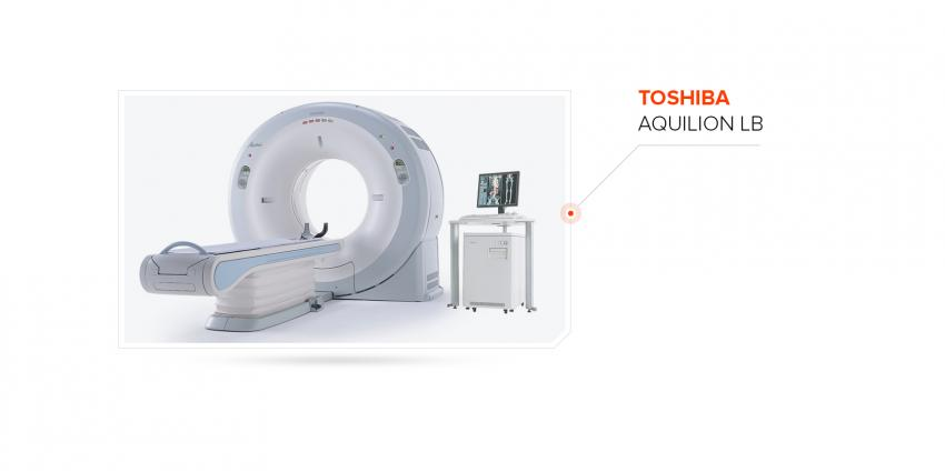 TOP 3 CT scanners with a wide gantry aperture for use in oncology