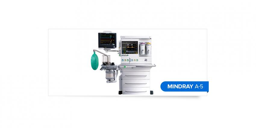 Modern anesthesia systems: review of the 3 best models