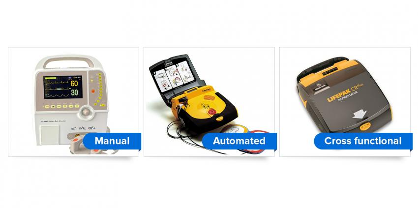 5 signs of a good defibrillator