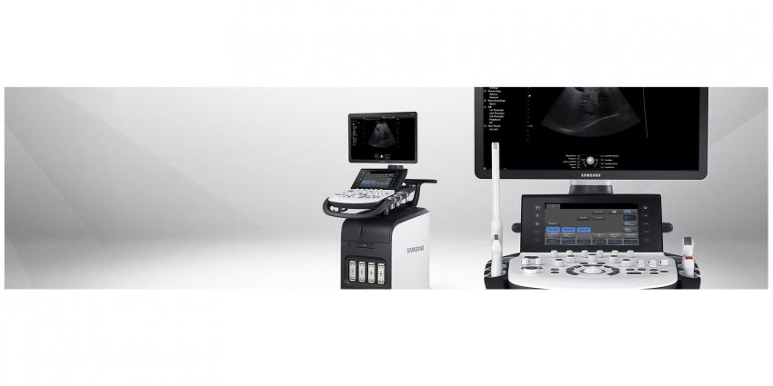 Samsung introduced two new ultrasound systems