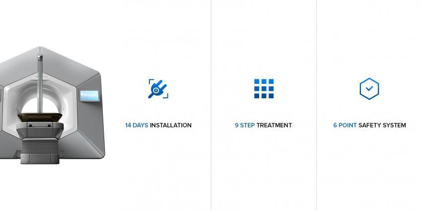 Halcyon: un nou dispozitiv pentru tratarea cancerului de la Varian Medical