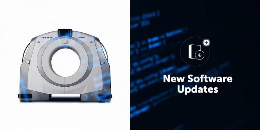 BodyTom Elite - новий КТ-сканер від Samsung
