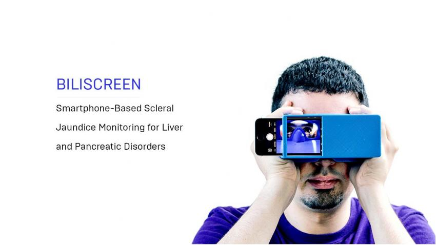 Pancreatic cancer diagnostics with the help of a mobile app