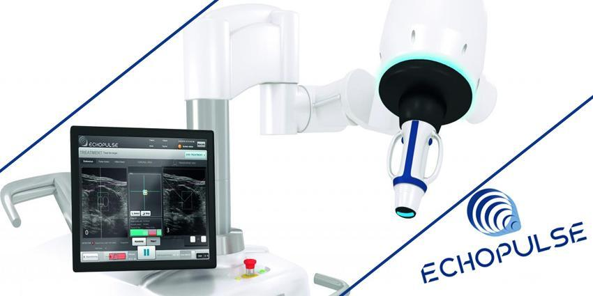 Echopulse: non-invasive tumors treatment  by ultrasound