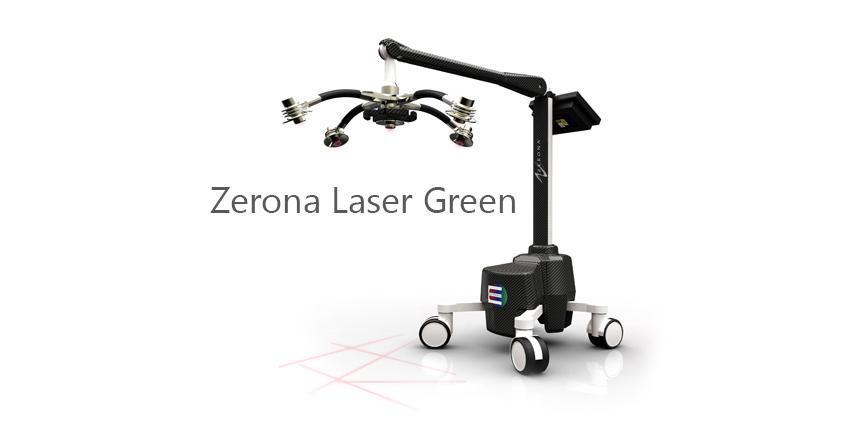 Sistemul laser al lui Zerona este super tehnologia viitorului pentru corecția neinvazivă a figurilor.