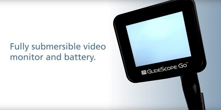 Verathon lansează un nou laringoscop video portabil