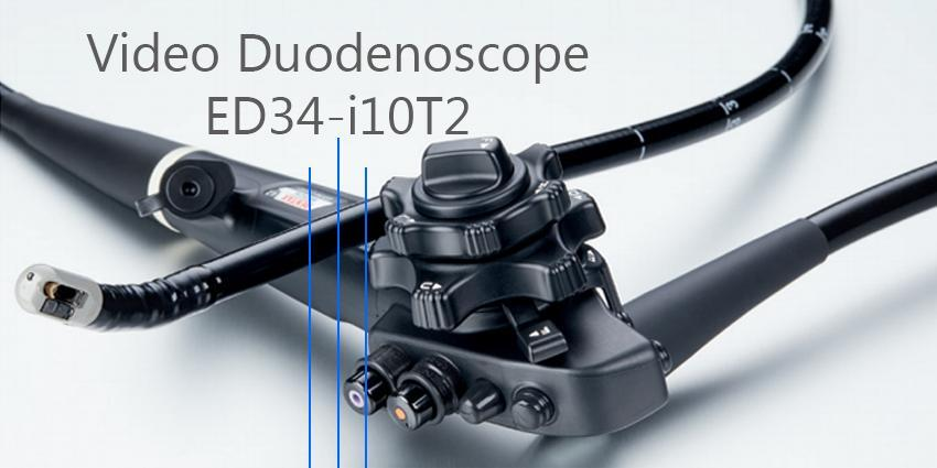 PENTAX Medical has released a new DEC Duodenoscope