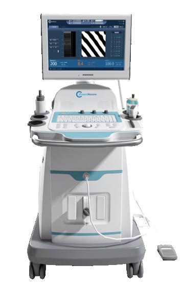 Апарат FibroTouch - ефективний метод ранньої діагностики захворювань печінки