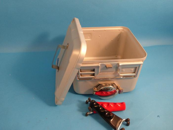 Used AESCULAP JK344 Sterilization Container For Sale - Bimedis ID1049076