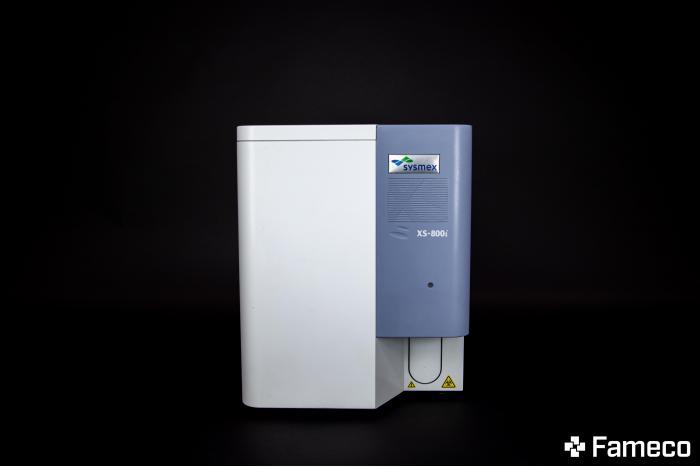 Refurbished SYSMEX XS 800i Hematology Analyzer For Sale - Bimedis ID1106260
