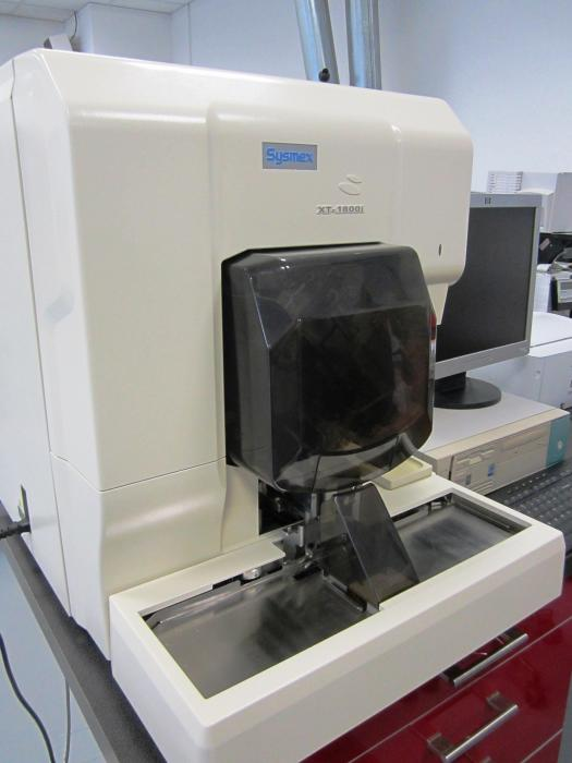 Refurbished SYSMEX XT-1800I Hematology Analyzer For Sale - Bimedis ID1106263