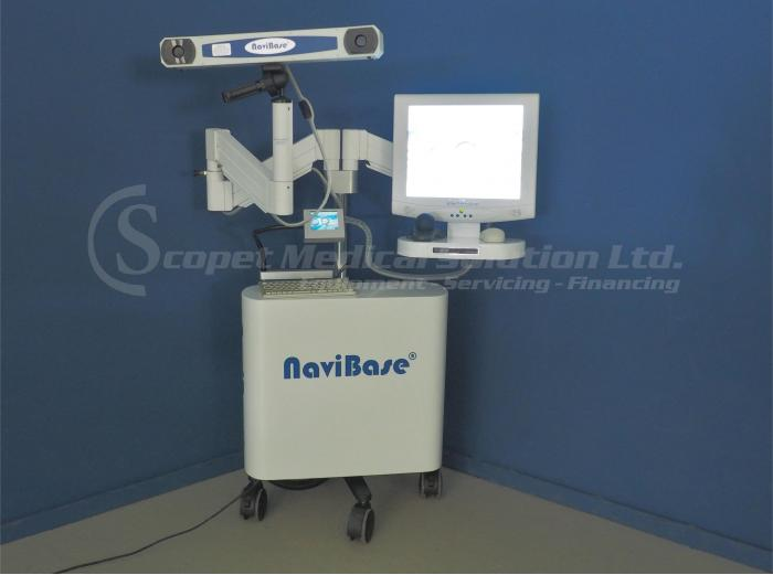 Used NAVIBASE ENT Implant Navigation System For Sale - Bimedis ID1243213