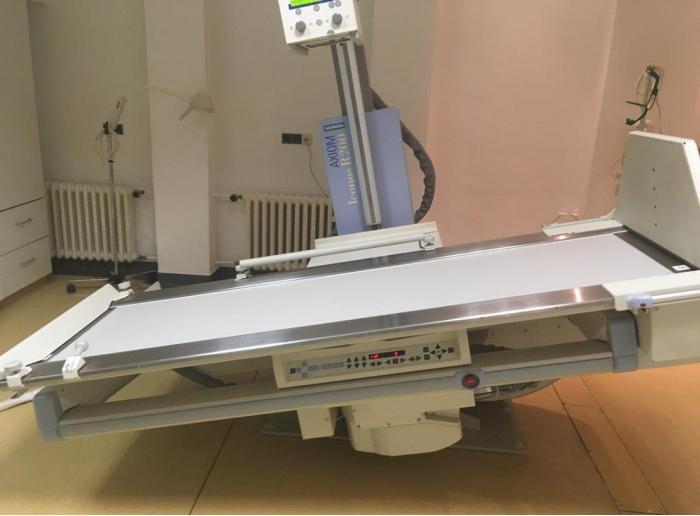Siemens Axiom Iconos R200 Fluoroscopy System