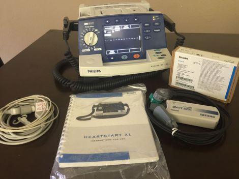 Used PHILIPS HeartStart XL For Sale - Bimedis ID1246935