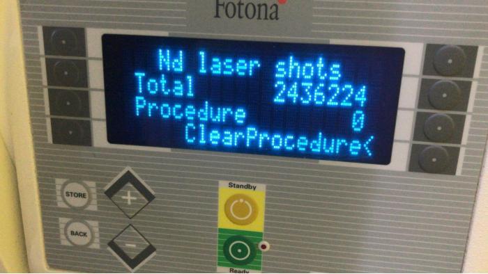 Used FOTONA SP Dynamis For Sale - Bimedis ID1299014