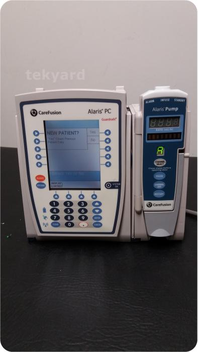 CareFusion Alaris PC 8015 IV Infusion Pump Controller