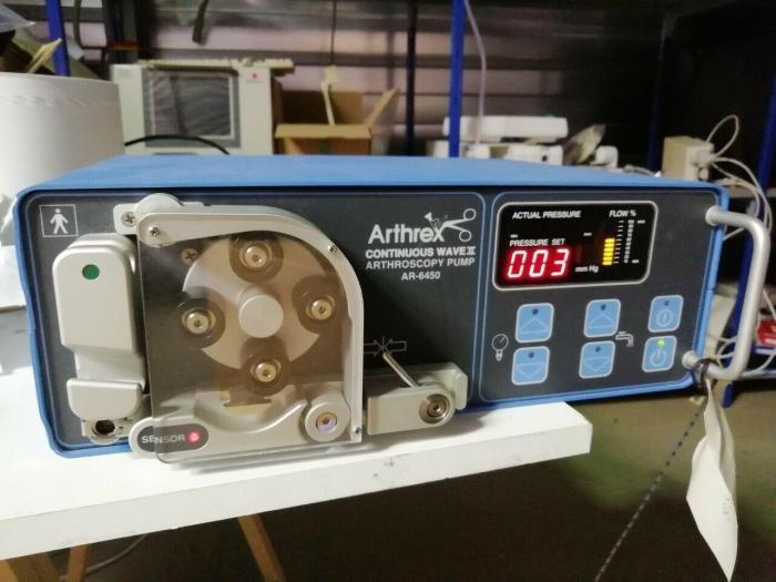 Used ARTHREX AR-6450 Electrothermal Arthroscopy System For Sale - Bimedis  ID1401552