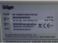 Foto DRAGER Infinity Gamma Monitor De Resuscitare - 6