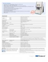 Photo Roland DWX-4W - Wet Dental Milling Machine - 13