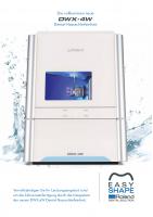 Photo Roland DWX-4W - Wet Dental Milling Machine - 6