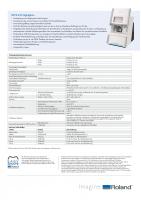 Photo Roland DWX-4W - Wet Dental Milling Machine - 9
