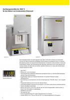 Photo LHT 03/17 D High-Temperature Furnace for Sintering Translucent Zirconia - 4