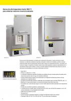 Photo LHT 03/17 D High-Temperature Furnace for Sintering Translucent Zirconia - 8