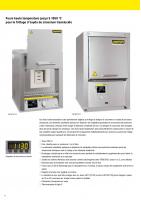 Photo LHT 03/17 D High-Temperature Furnace for Sintering Translucent Zirconia - 10
