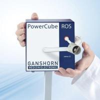 Foto GANSHORN MEDIZIN ELECTRONIC POWERCUBE ROS Testsysteme Für Lungenfunktion