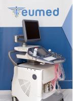 Photo GE Voluson E8 Ultrasound Machine - 1