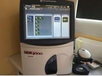 Foto Analizador De Electrolitos Y Gases En Sangre INSTRUMENTATION LABORATORY GEM Premier 3000 Muy Bueno - 1
