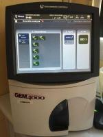 Foto Analizador De Electrolitos Y Gases En Sangre INSTRUMENTATION LABORATORY GEM Premier 3000 Muy Bueno - 2