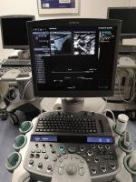 Photo Siemens ACUSON S2000 with Sharewave-Elastography ARFI - 2