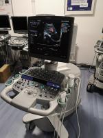 Photo Siemens ACUSON S2000 with Sharewave-Elastography ARFI 3