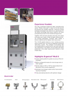 Photo Organical® Multi S 5 Axis Dental Milling machine - 13