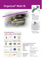 Photo Organical® Multi S 5 Axis Dental Milling machine - 14