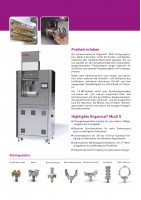 Photo Organical® Multi S 5 Axis Dental Milling machine - 8