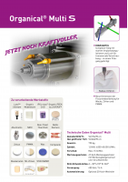 Photo Organical® Multi S 5 Axis Dental Milling machine - 9