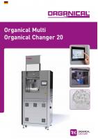 Foto ORGANICAL Multi Fräsmaschinen / Cad Cam - 1