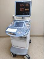 Foto GE Voluson E8 Expert Ultraschallgerät 2