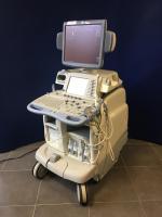 Photo GE Logiq 9 Ultrasound Machine 2