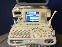 Photo GE Logiq 9 Ultrasound Machine 8
