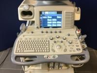 Photo GE Logiq 9 Ultrasound Machine 5