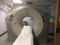 Photo TOSHIBA Aquilion 64 CT Scanner 1